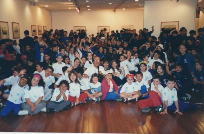 08.2002 - Casa da Cultura - Pocos de Caldas MG 2