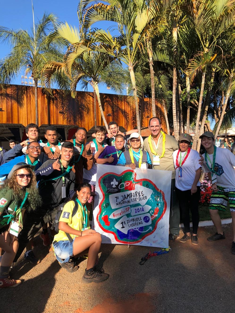 Brazil National Jamboree (2018)